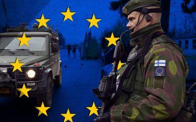 الاتحاد الأوروبي ـ ما هي دعائم مشروع التنقل العسكري؟