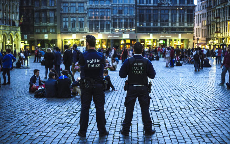الاستخبارات البلجيكية