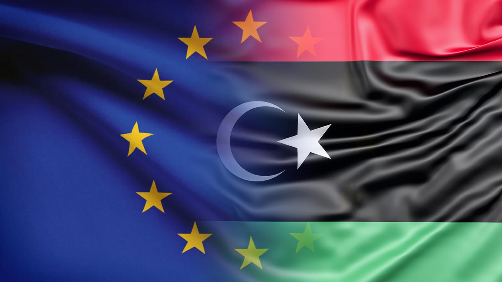 الاتحاد الأوروبي ـ مهمة عسكرية في ليبيا