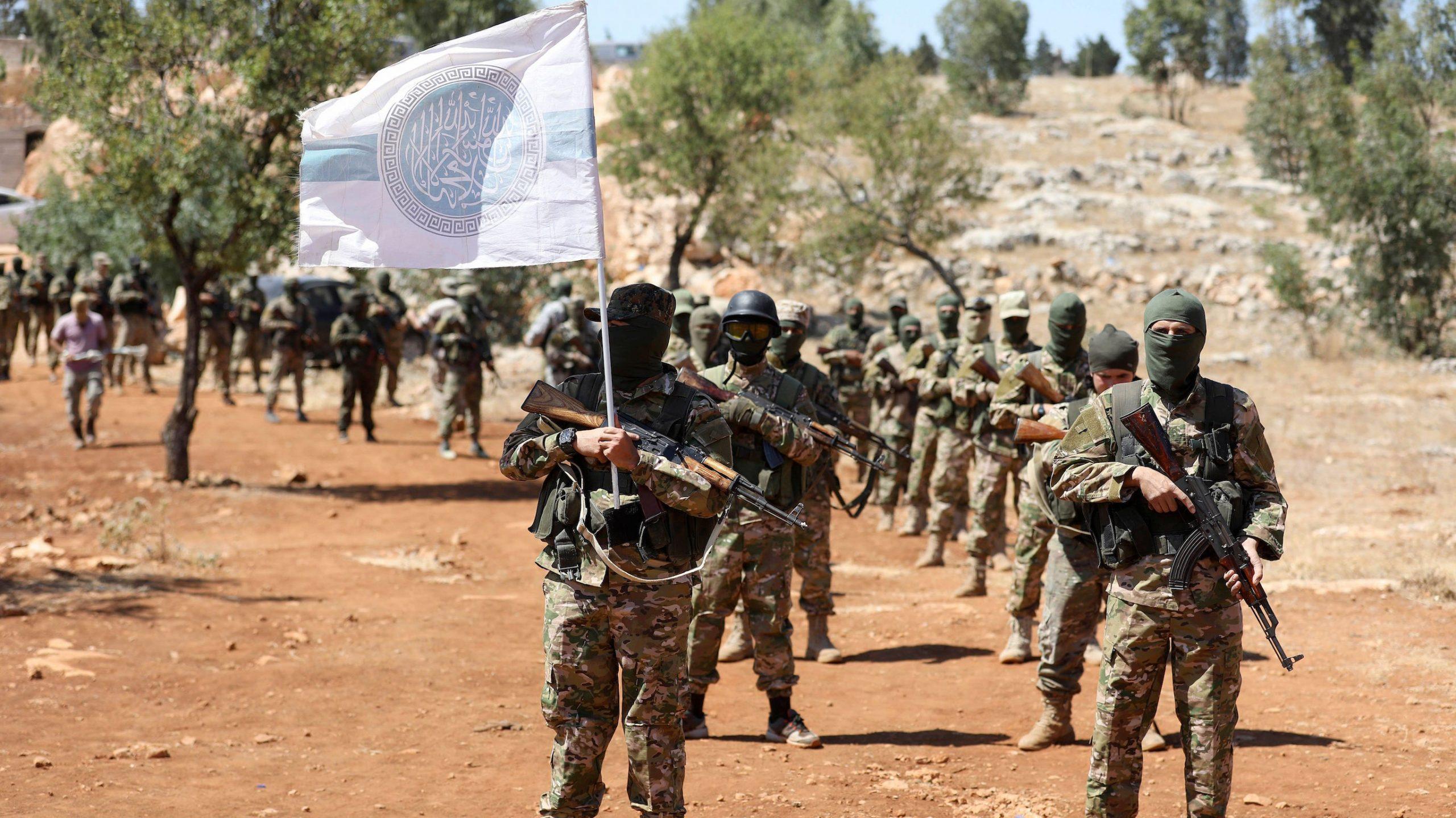 تنظيم داعش ـ ولايات في إفريقيا.. وجنوب ليبيا