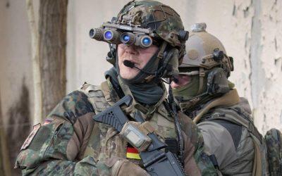 الاستخبارات الالمانية ـ حالات تطرف يميني في القوات الخاصة