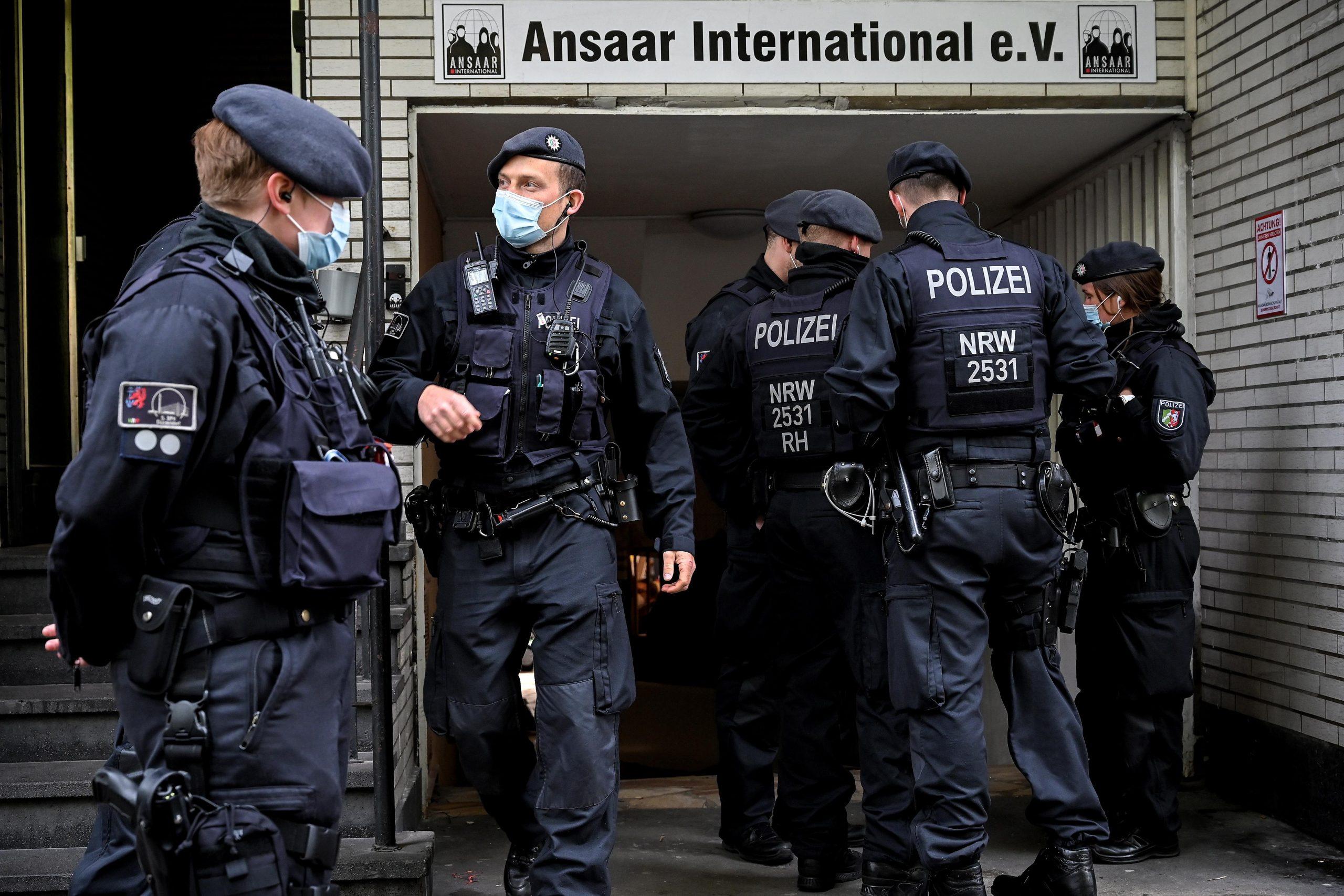مكافحة الإرهاب في ألمانيا ـ إحباط عمليات إرهابية